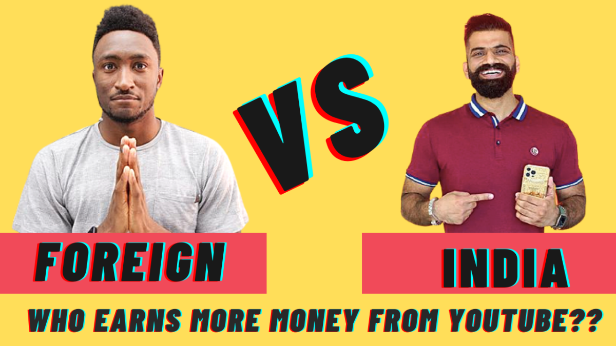 Why Indian YouTubers are paid less as compared to their other counterparts