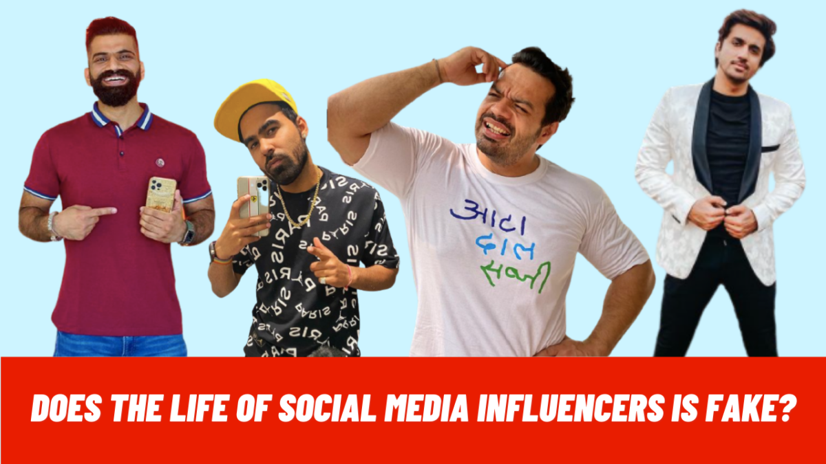 Do most of the Instagram influencers and TikTok users live and show fake lifestyles?