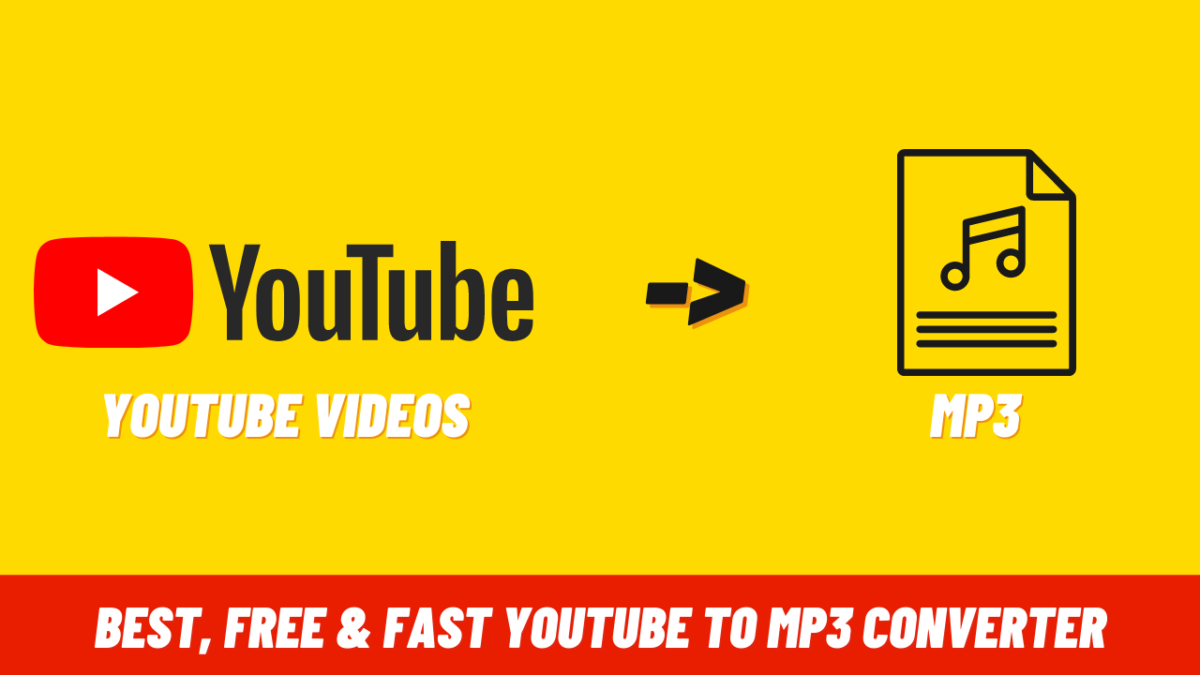 Which is the best free YouTube to MP3 converter?