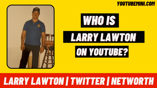 Larry Lawton   Who is Larry Lawton   Networth