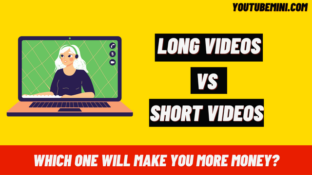 Do You Make More YouTube Revenue From Viewers Watching One Long Video Or Several Shorter Ones?