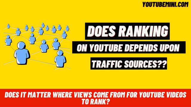 Does it matter where views come from for YouTube videos to rank?