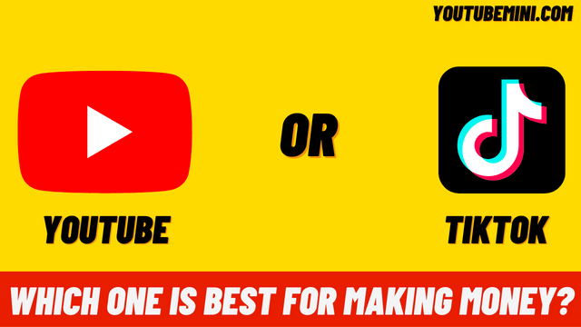 Does YouTube Pay More To Content Creators Than TikTok?