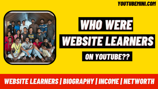 Website Learners | Biography | Income | Networth