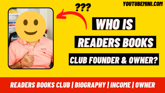 Readers Books Club   Biography   Income   Owner