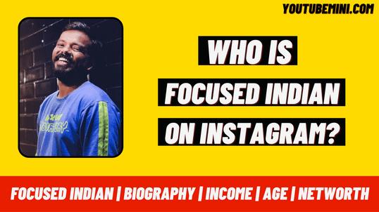 Focused indian | Karan Sonwane