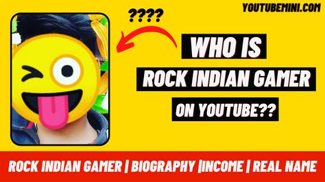 Rock Indian Gamer